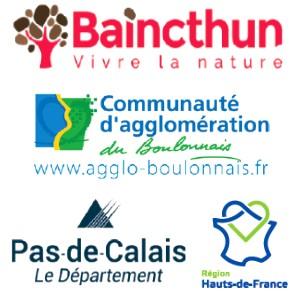 Partenaires Bainc'Trail 2020